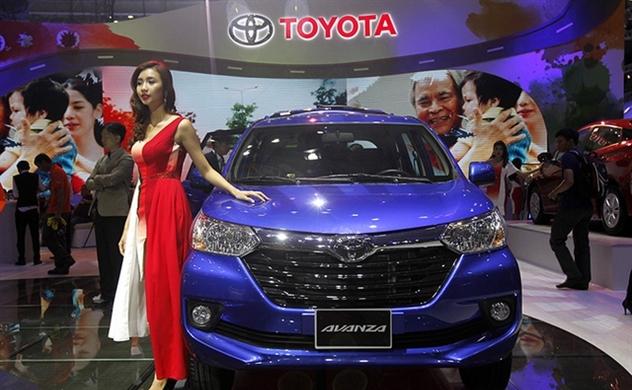 Toyota Việt Nam tung loạt xe mới
