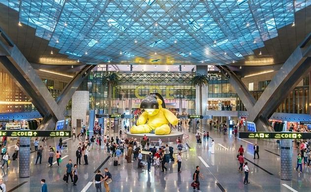 Hành khách đi máy bay vượt 4 tỷ lượt người