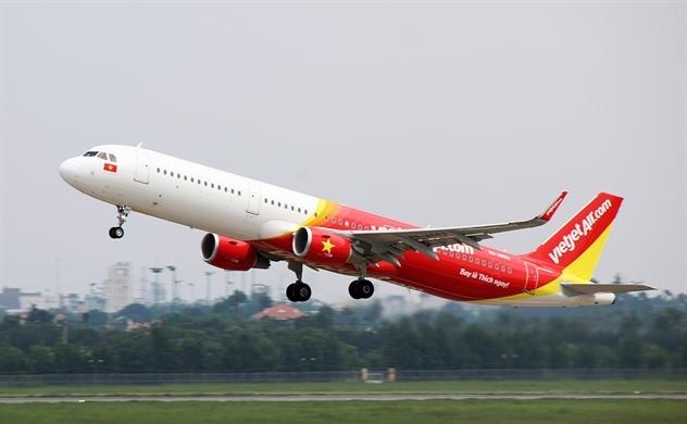 Airfinance: Vietjet xếp trong Top 50 hãng hàng không tốt nhất thế giới