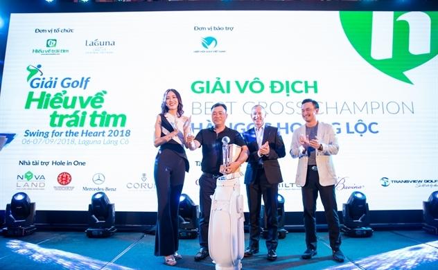 Laguna Lăng Cô đồng hành gây quỹ mổ tim cho trẻ em miền Trung
