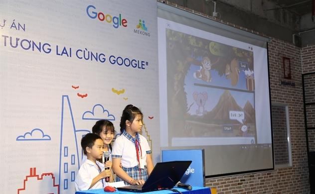 Lập trình Tương lai cùng Google