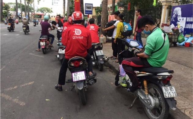 Go-Jek và Grab bắt đầu cuộc đua thống trị thị trường Việt Nam