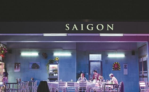 Người Pháp làm kịch về Sài Gòn