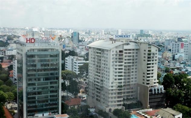 Nhà đầu tư Hà Nội săn bất động sản trung tâm TP.HCM