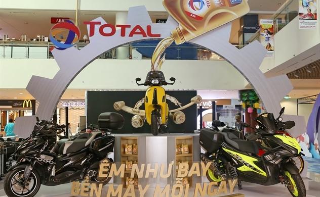 Total Việt Nam công bố thế hệ dầu nhờn công thức mới