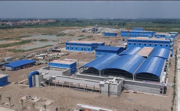 Nhà máy nước sạch 5.000 tỷ đồng tại miền Bắc sắp khánh thành