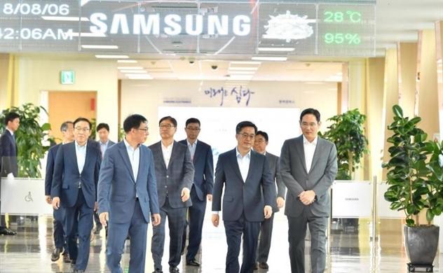 Lãnh đạo Samsung đến Triều Tiên làm gì?
