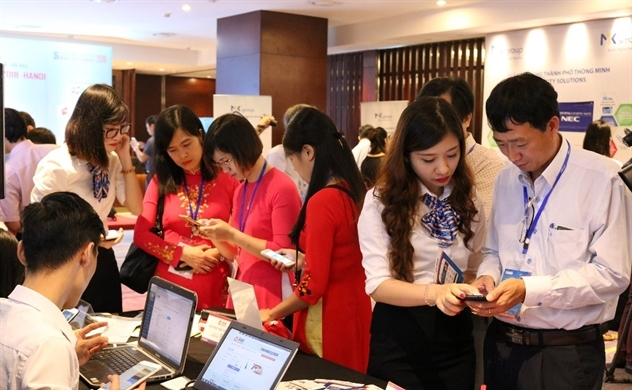 Ví Việt tham gia ASOCIO Smart City Summit 2018