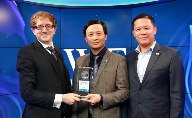 MBS nhận 2 giải thưởng từ tạp chí World Finance