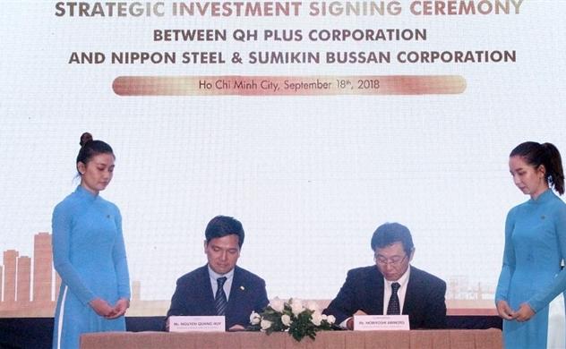 Công ty Nhật Bản mua 10,5% cổ phần QHPlus