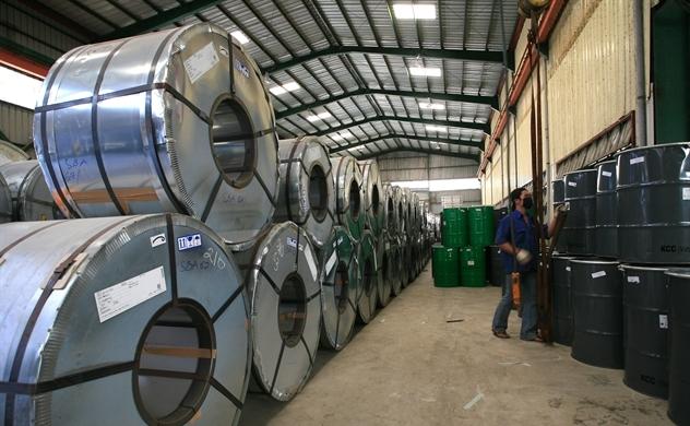 Hơn nửa sắt, thép Việt Nam xuất khẩu vào thị trường nào?