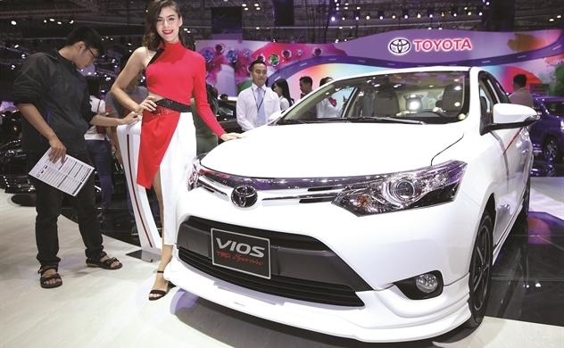 Toyota hiến kế