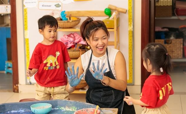 Đội ngũ giáo viên BVIS: Khơi nguồn cảm hứng thành công