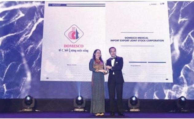 Domesco: Doanh nghiệp có môi trường làm việc tốt nhất tại châu Á 2018