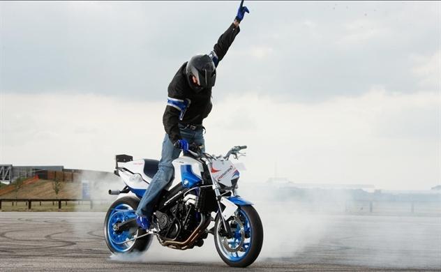 Những màn biểu diễn xe đỉnh cao tại BMW Joyfest và BMW Motorrad Day