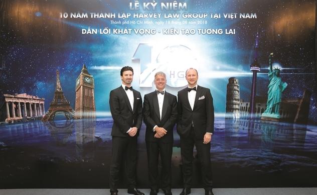 Harvey Law Group hành trình 10 năm tư vấn đầu tư - định cư