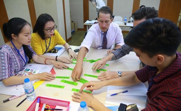 Giáo viên VUS tham gia khóa đào tạo Oxford Teachers' Academy