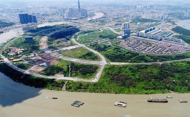 CII được chấp thuận đầu tư dự án The Riverin Thủ Thiêm