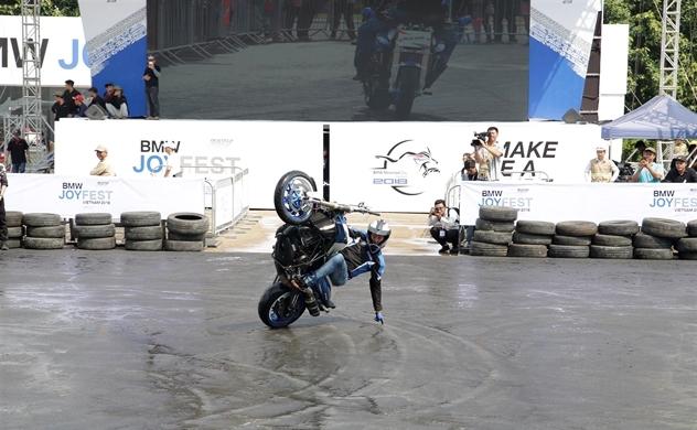 Thaco và BMW tổ chức Ngày hội ô tô, xe máy đầu tiên ở Việt Nam