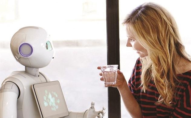 Sống chung với robot