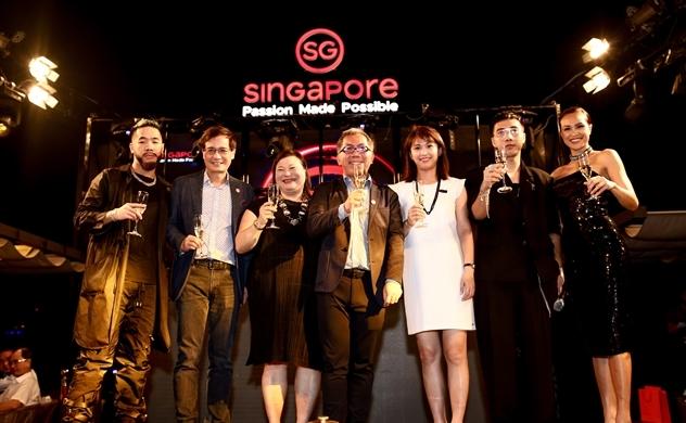 Tổng cục Du lịch Singapore hướng đến nhóm trẻ thích giao lưu