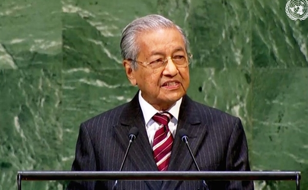Thủ tướng Malaysia: Giáp mặt và sống chung với Trung Quốc