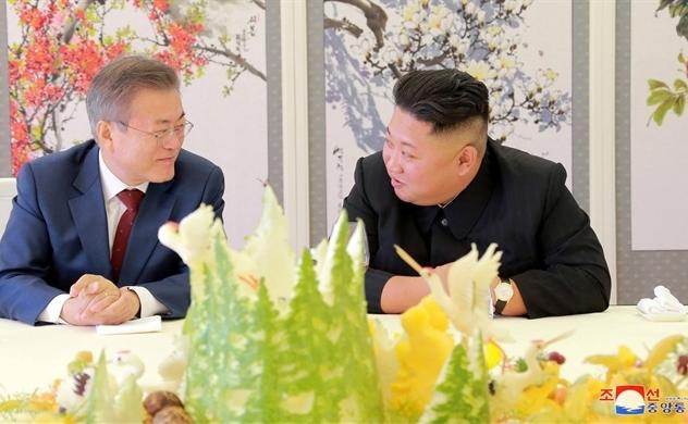 Bán đảo Triều Tiên tiến tới phi vũ trang Khu vực an ninh chung