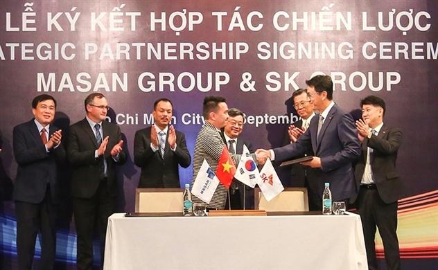 SK hoàn tất giao dịch 11.000 tỷ đồng với Masan