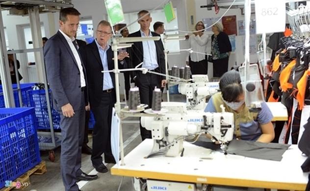 Doanh nghiệp châu Âu tăng lạc quan về môi trường kinh doanh tại Việt Nam