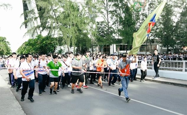 Người Việt chạy bộ hơn 1,3 triệu km để ủng hộ từ thiện
