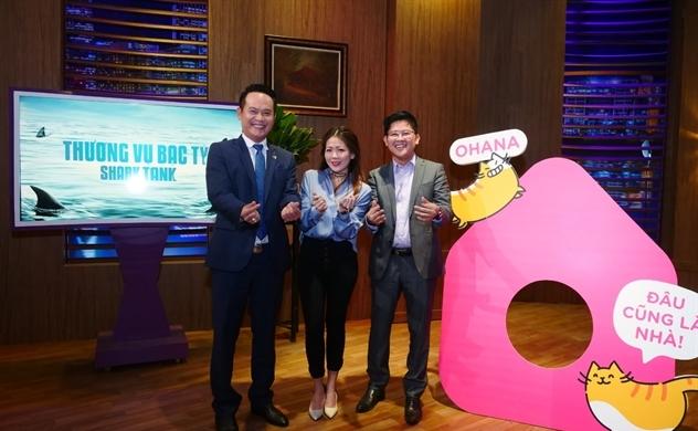 Shark 8x Hồng Anh và Dzung Nguyễn đầu tư vào startup nhà trọ sinh viên