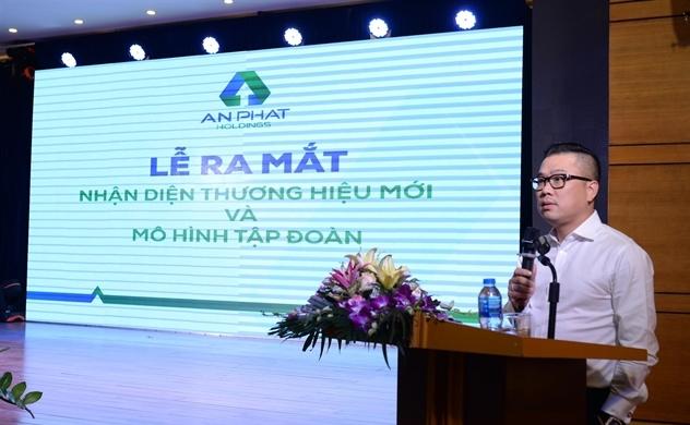 Tập đoàn An Phát Holdings:  Ra mắt bộ nhận diện thương hiệu mới và mô hình Tập đoàn