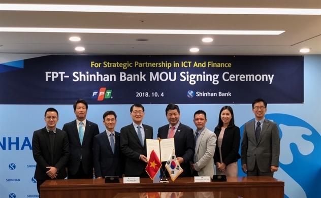 FPT chuyển đổi số cho ngân hàng lớn nhất Hàn Quốc