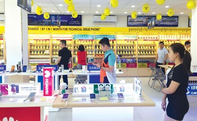 Quỹ đầu tư Thái Lan bán hơn 1 triệu cổ phiếu MWG
