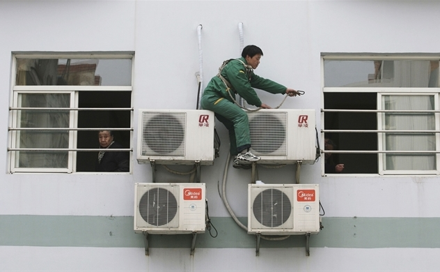 Vấn đề nóng của máy lạnh