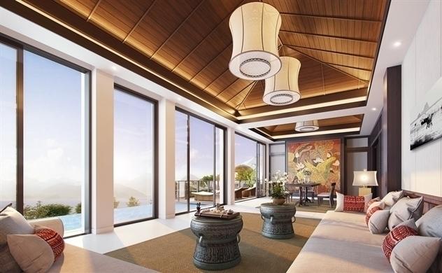Biệt thự nghỉ dưỡng Banyan Tree Residences Lăng Cô: Riêng một vị thế