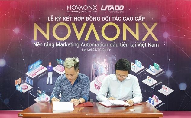 NOVAONX lựa chọn đối tác tư vấn cao cấp đầu tiên