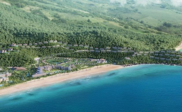 Sức hút của mô hình nghỉ dưỡng phức hợp ven biển Lăng Cô, Huế