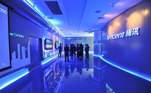Tencent đã mất vị thế trong 10 công ty lớn nhất thế giới