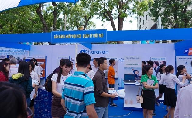 Haravan cung cấp giải pháp kinh doanh trên Zalo