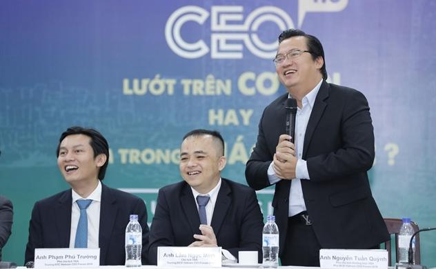 CEO 4.0: Lướt trên cơ hội hay chìm trong thách thức?