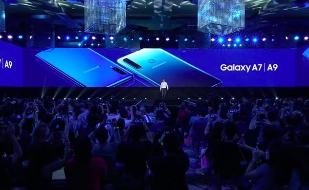 Samsung ra mắt Galaxy A9