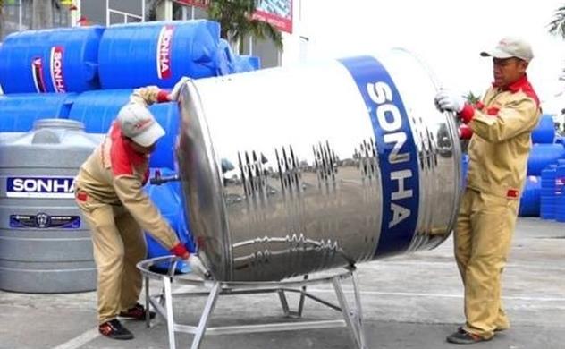 Bồn nước Sơn Hà phát hành hơn 17 triệu cổ phiếu để thâu tóm Toàn Mỹ