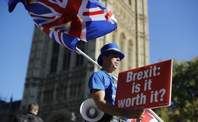 Đàm phán Brexit bế tắc về vấn đề đường biên giới Ireland