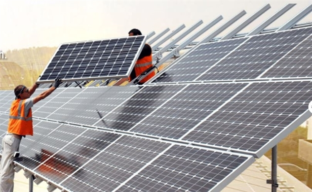 Vietcombank cấp vốn làm điện Mặt trời
