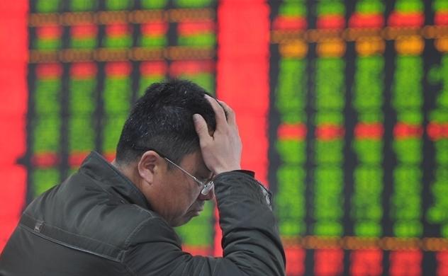 Khủng hoảng thanh khoản trên thị trường chứng khoán Trung Quốc