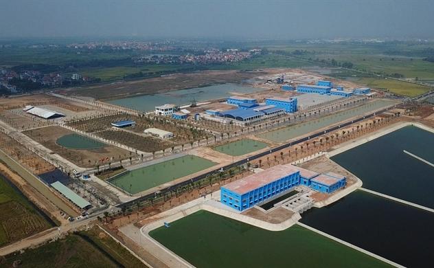 Vận hành nhà máy nước sạch lớn nhất miền Bắc