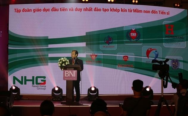 Đại học Hoa Sen gia nhập Tập đoàn Giáo dục Nguyễn Hoàng?