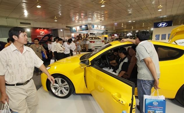 Mở cửa cho ô tô nhập khẩu từ châu Âu với thuế suất 0%