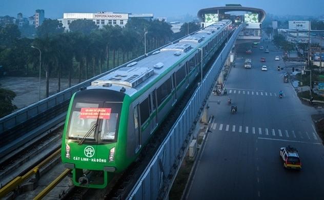 Pháp tìm cơ hội phát triển tàu điện ngầm, đường sắt cao tốc tại Việt Nam